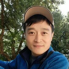 Jungwoo felhasználói profilja