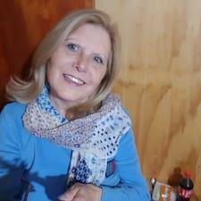 Maria Eliana felhasználói profilja