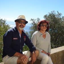 Profil korisnika Abílio & Gina