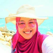 Profilo utente di Azizah