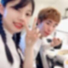 Profil utilisateur de Yuko