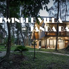 Perfil de usuario de Twinkle Villa
