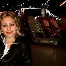 Nadia Gabriela Kullanıcı Profili