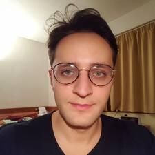 Profil utilisateur de Fabio