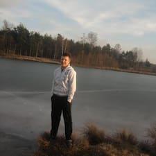 Profil utilisateur de Radosław