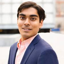 Pranam felhasználói profilja