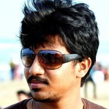 โพรไฟล์ผู้ใช้ Dinesh Arokiyaraj