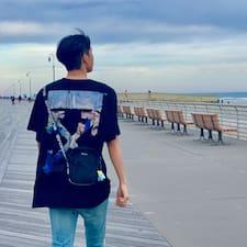 Profilo utente di Yiwen