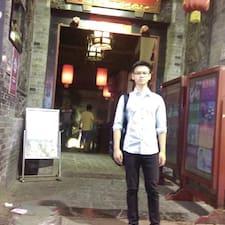 Zhenchuan felhasználói profilja