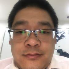 Perfil do utilizador de Zhigang
