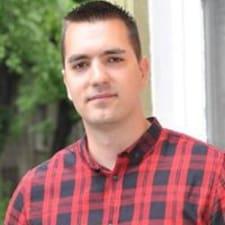 Miljan User Profile