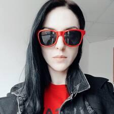 Profil utilisateur de Oana 'Jacqueline'