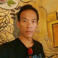 Perfil de usuario de Jaturong