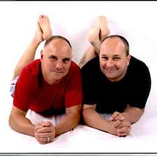 Martin & Eric felhasználói profilja