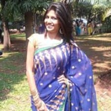Ashwini felhasználói profilja