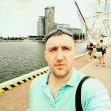 Profil korisnika Witalij