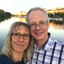 Helena & Pär-Erik es un Superanfitrión