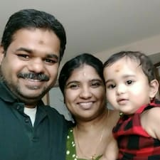Gebruikersprofiel Pradeep Mohan