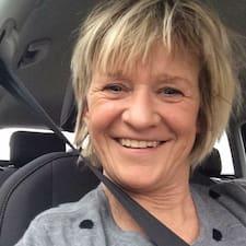 Användarprofil för Birgitte