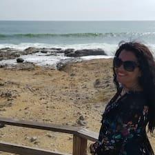 Mariuxi - Uživatelský profil
