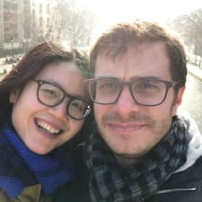 Nutzerprofil von Éric & Nathalie