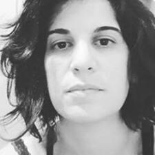 Cecília felhasználói profilja