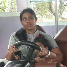 Srinivasa - Uživatelský profil