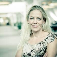 Profil Pengguna Mette-Lise