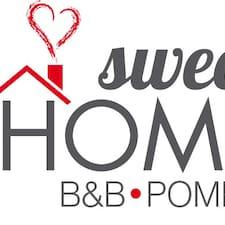 Sweet Home - Uživatelský profil
