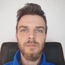 Fedja felhasználói profilja