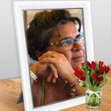 Tania Regina - Uživatelský profil