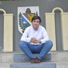 Användarprofil för Carlos Augusto