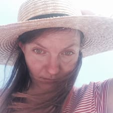 Magdalena felhasználói profilja