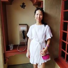 Jiayin - Uživatelský profil