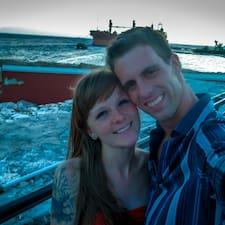 Kevin & Katja felhasználói profilja