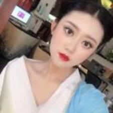 珍怡 felhasználói profilja