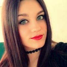 Vicky - Uživatelský profil