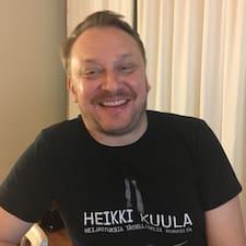 Nutzerprofil von Mikko