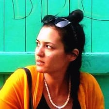 Μελίνα - Uživatelský profil