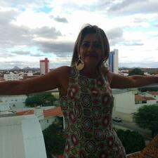 Maria Domitilia felhasználói profilja