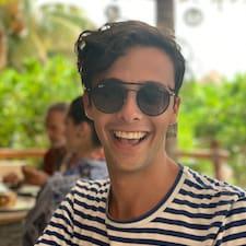 Juan Pedro felhasználói profilja