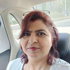 Gebruikersprofiel Manisha