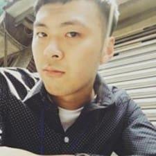 峻廷 felhasználói profilja