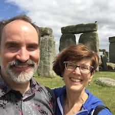 David & Karen的用戶個人資料