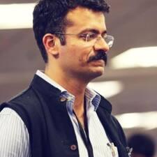 Ashutosh - Uživatelský profil