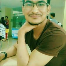 Nutzerprofil von Biswas