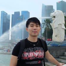 Paul Chong - Uživatelský profil