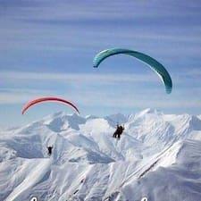 Profil utilisateur de Tandem Paragliding Caucasus.