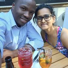 โพรไฟล์ผู้ใช้ Sana & Richard