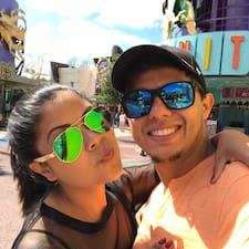 Gebruikersprofiel Jessica & Carlos